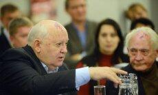 Горбачев призвал Россию и США восстановить доверительные отношения