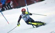 Kalnu slēpotājam Kristapam Zvejniekam jauns karjeras rekords FIS punktos