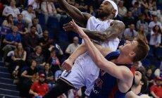 CSKA triumfē VTB Vienotās līgas izslēgšanas spēļu turnīrā