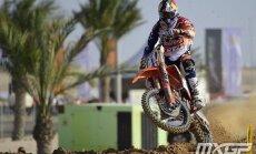 Jonass jauno pasaules čempionāta sezonu sāk ar trešo vietu