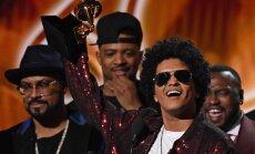 'Grammy' ceremonijā triumfē Bruno Marss