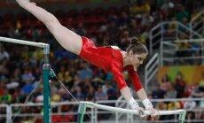 Гимнастка Мустафина и борец Власов принесли России по золоту, у США — 69 медалей