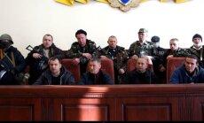 Separātisti pasludina 'Doņeckas Republikas' izveidi; 'Dienvidaustrumu armija' aicina uz cīņu