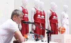 Bagatskis paziņo Latvijas izlases kandidātus dalībai 'Eurobasket 2017'