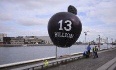 Īrijas nodokļu skandāls: Dublina un 'Apple' apvieno spēkus cīņā pret EK