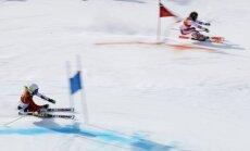 XXIII Ziemas olimpisko spēļu rezultāti komandu sacensībās kalnu slēpošanā (24.02.2018.)