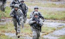 Baltijas valstīs izvietotas ASV īpašo uzdevumu vienības, atklāj ģenerālis