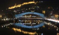 Dienas ceļojumu foto: Naksnīgā Tbilisi
