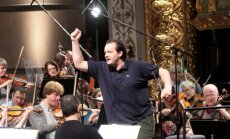 Hārvardā notiks paneļdiskusija 'Saruna ar diriģentu Andri Nelsonu'