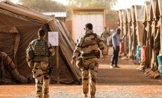 Igaunijas karavīri piedalīsies pretterorisma operācijā Mali