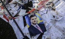 Ukrainas baņķieri Latvijā – Janukoviča atbalstītāji un oponenti