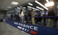 'Air France' lidmašīna dzinēja kļūmes dēļ veic ārkārtas nosēšanos Jekaterinburgā
