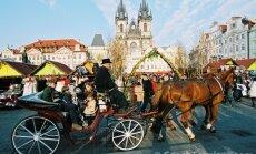 Lieldienu tirdziņi un svinības Čehijā