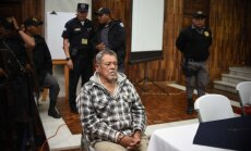 Par sieviešu paverdzināšanu Gvatemalā piespriež 100 gadus cietumā