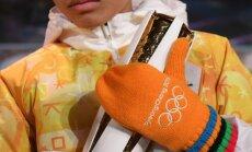 Phjončhanas olimpiskās lāpas ceļojums būs 2018 kilometrus garš