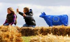 EP apstiprina nostāju ES budžetā; grib naudu jauniešiem un piensaimniekiem