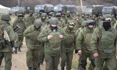 Krievijas spēki daļēji sagrābuši Ukrainas pretgaisa aizsardzības raķešu bāzes