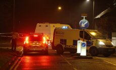 Великобритания: вооруженный мужчина взял заложников