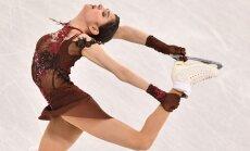 Olimpiskā vicečempione daiļslidošanā Medvedeva izlaidīs pasaules čempionātu