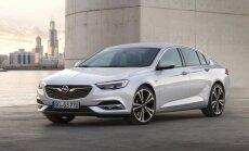 'Opel' oficiāli atklājis jaunās paaudzes 'Insignia' modeli