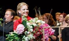 Foto: Elīnas Garančas un Hiblas Gerzmavas koncerta spilgtākie mirkļi