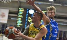 'Ventspils' basketbolisti FIBA Čempionu līgas spēlē kapitulē 'MHP Riesen'