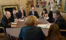 Порошенко сообщил о провале переговоров с Путиным по газу