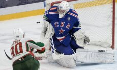 Ak Bars Kirill Petrov, SKA Mikko Koskinen