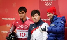 """Южнокореец Юн Сун Бин: """"Мартин Дукурс всегда будет героем в моих глазах"""""""