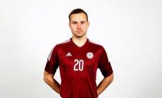 Svārups iekļauts Latvijas U-21 izlases kandidātu sarakstā Tīdenberga vietā