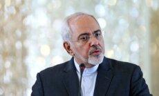 Irānu sanikno valsts ārlietu ministra iespējama sarokošanās ar Obamu
