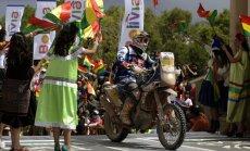Pametot Bolīviju, Dakaras rallijā jauni uzvarētāji