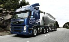 Virzienā Krievija-Ķīna pērn ar autotransportu pārvadāti 1,7 miljoni tonnu