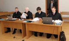 Lembergs pret prokuroriem: vidēji viens noraidījuma pieprasījums gadā