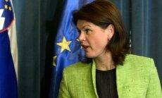 EP noraida Bratušekas kandidatūru uz komisāra amatu