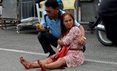 Kūrortos Taizemē nogranduši vairāki sprādzieni