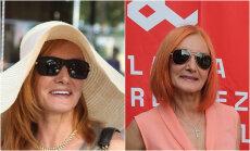 Sievišķība un elegance: miljonāre Pulkinena piedzīvojusi krāšņas pārvērtības