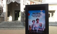 Sāk biļešu iepriekšpārdošanu uz filmas 'Vectēvs, kas bīstamāks par datoru' seansiem