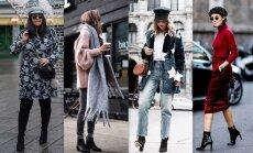 Decembra modes salikumi: 31 tērpu ideja katrai mēneša dienai