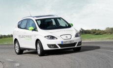 'SEAT' izstrādājis savu pirmo elektromobili