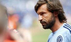 Leģendārais itāļu futbolists Andrea Pirlo atvadījies no futbola