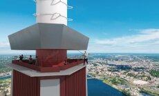 Zaķusalas TV tornī izbūvēs trīs skatu laukumus un lielāko Fuko svārstu pasaulē
