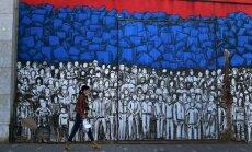В Сербии проходят всеобщие выборы. Главный спор— о членстве в ЕС