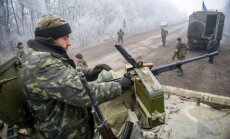 Prokremliskie kaujinieki izteikuši ultimātu Ukrainas karavīriem Debaļcevē