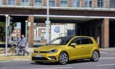 Pirmo reizi septiņos gados 'VW Golf' modelim laupīts dižpārdokļa tituls