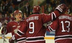 Rīgas 'Dinamo' paliek arī bez Krišjāņa Rēdliha