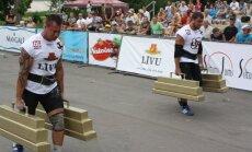 Šonedēļ sākas 'Siltums Jums' Latvijas apēkavīru čempionāts