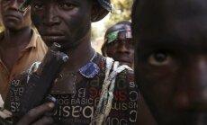 Vardarbība Centrālāfrikā: no cietuma izbēg simtiem ieslodzīto