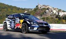Ožjērs ceturto gadu pēc kārtas kļūst par WRC čempionu