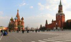 Krievija brīdina Rietumus no iejaukšanās Ukrainas lietās